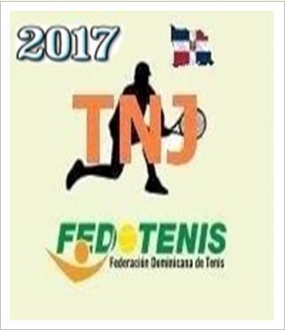 FEDOTENIS publica resultados VI Tonreo Nacional Juvenil 2017, 8 MEJORES