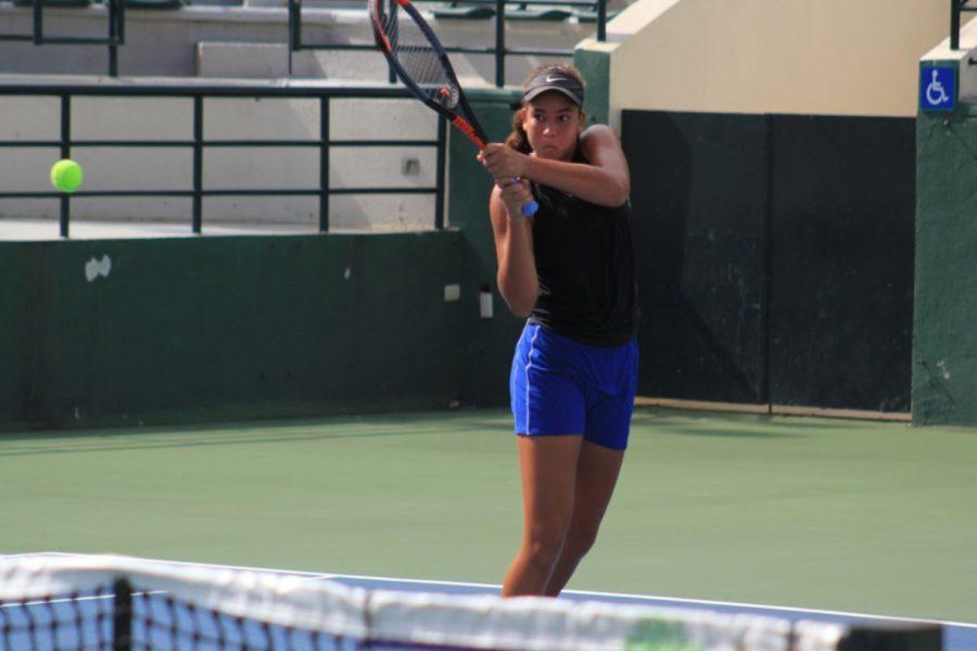 M25 y W25 Santo Domingo: Zamburek y Williford a la final de dobles; Bertran jugará SF
