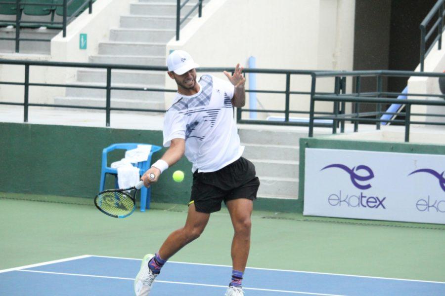 Nick Hardt jugará semifinales en el M25 Santo Domingo