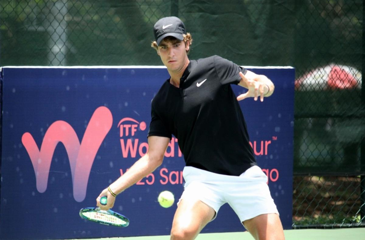 M25 y W25 Santo Domingo: Bertran a cuartos; Williford y Zamburek irán por final de dobles